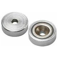 Flat magnet with bore  Neodymium