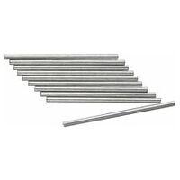 Tungsten electrodes set, 10 pieces ⌀ 1.2×25 mm