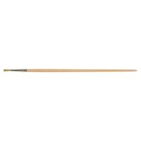 Lining-out brush, pale Chinese bristle, size 8, ⌀ 4 mm