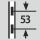 Regulación de la altura en el intervalo 53