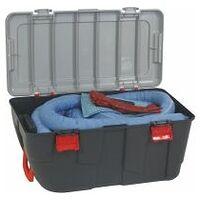 Emergency kit in a case