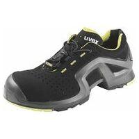 Chaussures basses noires/jaunes uvex 1, S1P