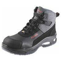 Chaussures hautes noires/grises MILES Mid ESD, S3