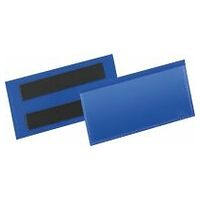 Magnetic identification pockets Pack of 50