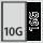 Füllgrad einer Schublade inG 10×16