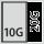 Füllgrad einer Schublade inG 10×20