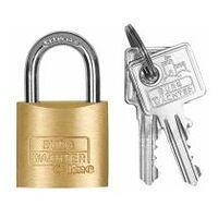 Cylinder lock standard quality individual keys