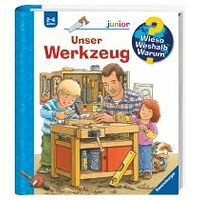 Children's book: Our tools (German version)