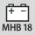 passender Akku – Lieferant/Akkutyp/Spannung Milwaukee Typ HB 18 V