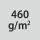 Materialgrammatur / Gewebedichte 460