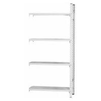 ESD plug-in extension rack  Depth 400 mm