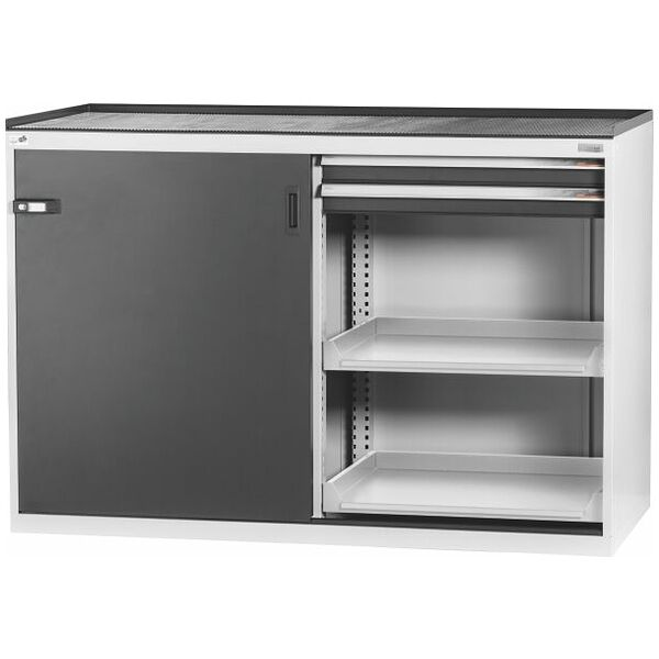 CNC auxiliary cabinet with drawers  26×20G