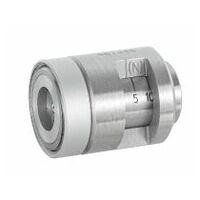 Gauge force tester for external micrometers