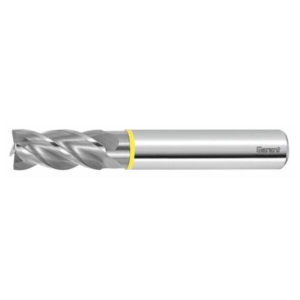GARANT Master Alu solid carbide milling cutter HPC uncoated