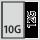 Füllgrad einer Schublade inG 10×12