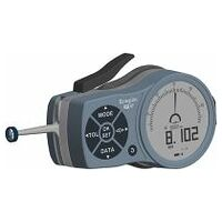 Digital internal quick caliper with 3-point contact