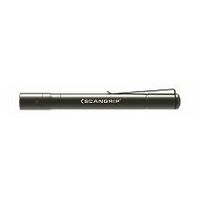 LED pen torch with batteries