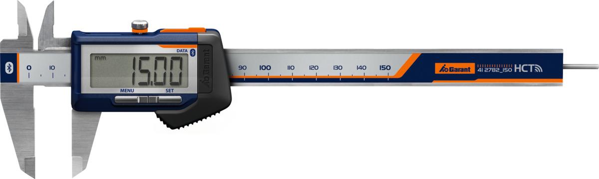 Digital Messschieber 200 mm IP 67 Schutz DIN 862 BLUETOOTH