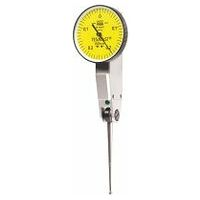 Tesatast lever dial indicator contact point length 36.5 mm