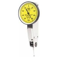 Tesatast lever dial indicator contact point length 12.5 mm