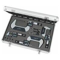 Digital external micrometer set
