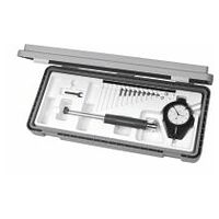 Precision bore gauge with dial indicator