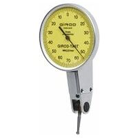 Lever dial indicator contact point length 12.5 mm