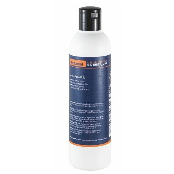 CaraFin polishing fluid  UNI