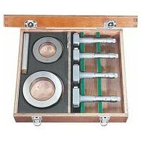 Internal micrometer set Holtest