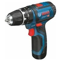 Cordless hammer drill / driver