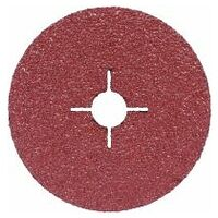 Disc din fibră Cubitron™ II (CER) 982C ⌀ 125 mm