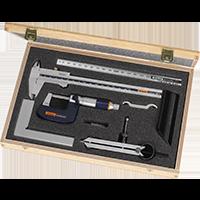 Mixed measuring tool sets