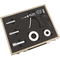 Quick measuring device sets