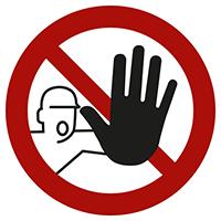 Forbudstegn