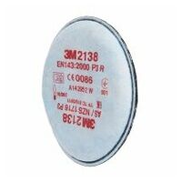 3M™ P3 R Particulate Filters 2138