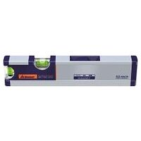 Spirit level with selectable magnet