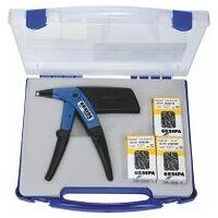 Hand pop riveter set FLIPPER® box