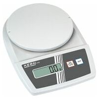 Compact scales type EMB