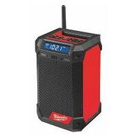 Battery / mains radio