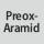 Gewebezusammensetzung Preox-Aramid