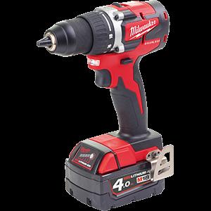 Cordless drill/drivers