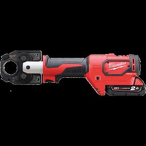 Cordless crimping tools, spare parts & accessories