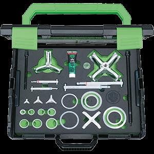 Monteringsværktøj & afmonteringsværktøj, reservedele & tilbehør