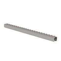 Lochsprosse Stahl blank STW 22 blank