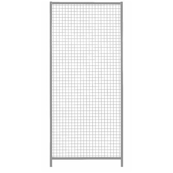 Wall element mesh