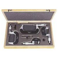 External micrometer set