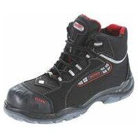 Chaussures hautes noires/rouges SANDER PRO ESD, S3