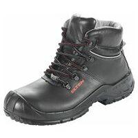 Chaussures hautes noires LAURENZO Mid ESD, S3