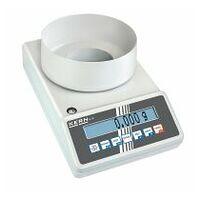 Precision scales, type 572