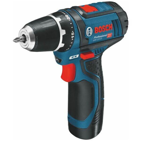 Cordless drill / driver  GSR1215B